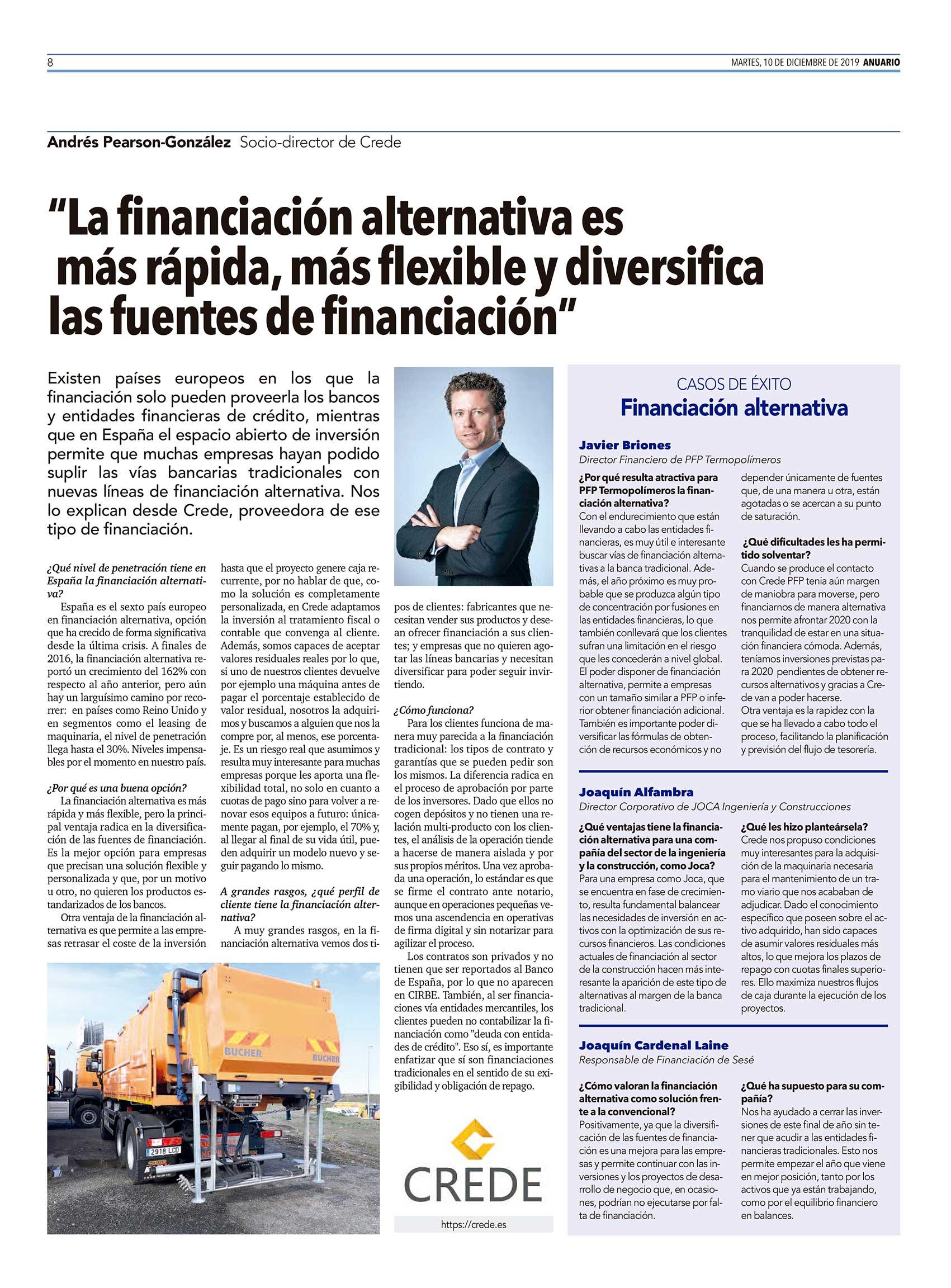 Clipping El Economista Dic 2019